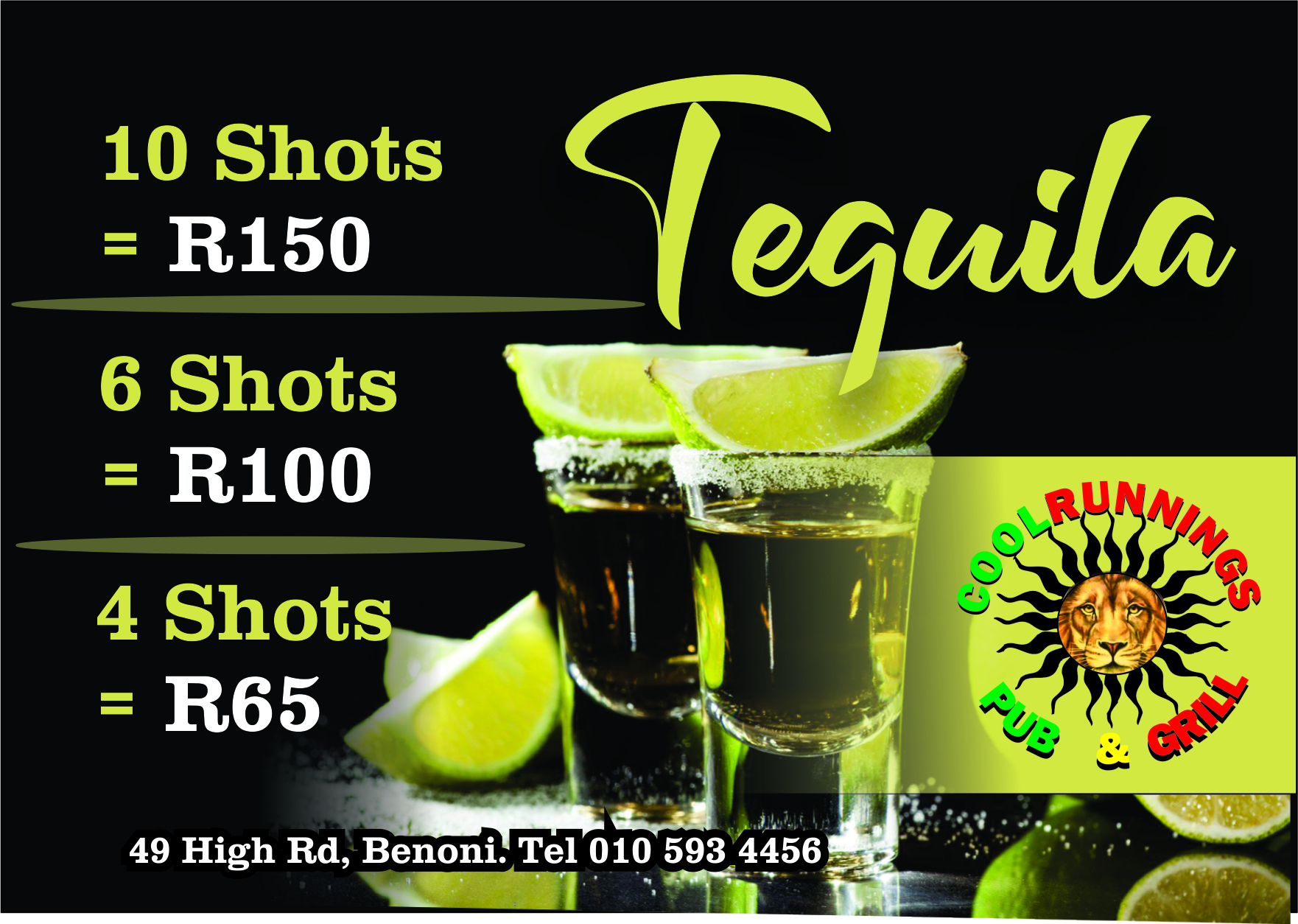 Tequila special